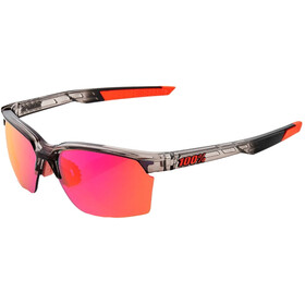 100% Sportcoupe Multilayer Mirror - Gafas ciclismo - gris/rosa